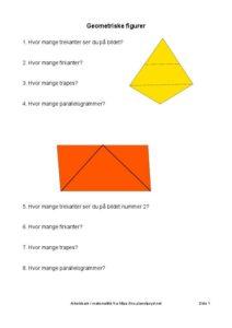 geometri tell figurer 2 ark 212x300