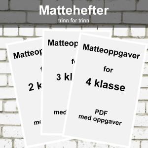 mattehefte
