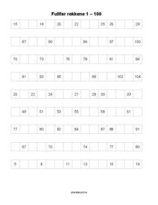 fullfor rekkene 1 100 1 side 232x300