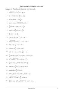 Rekkefolger og algebra 1 side 212x300
